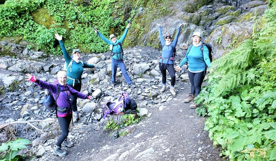 Women Who Hike Explore and Adventure