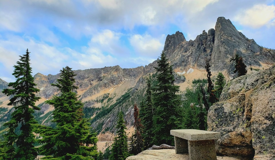 Washington Pass Lookout