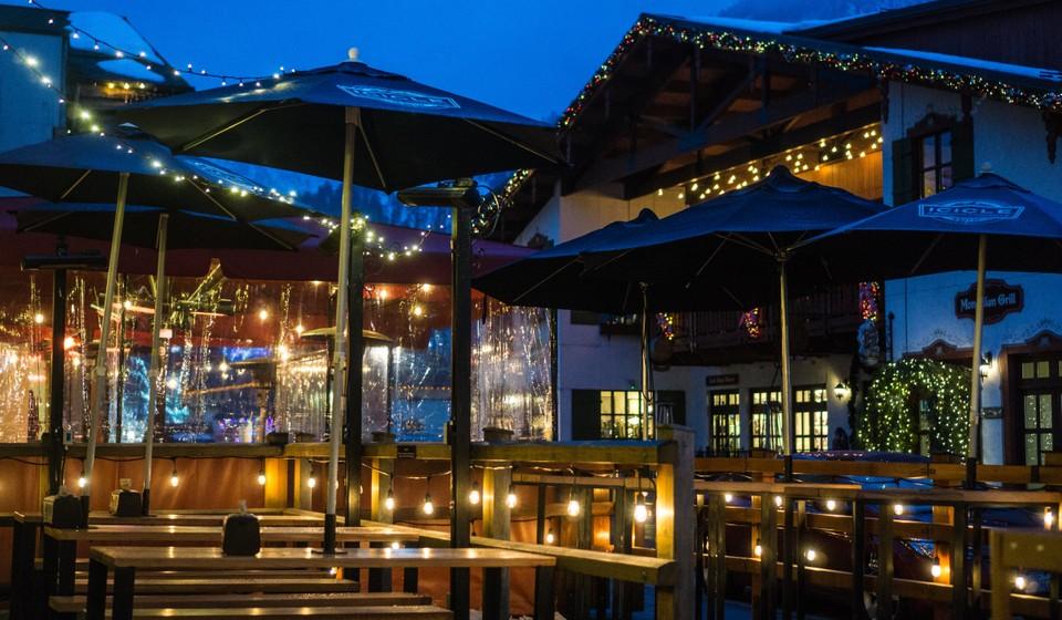 Night life in Leavenworth