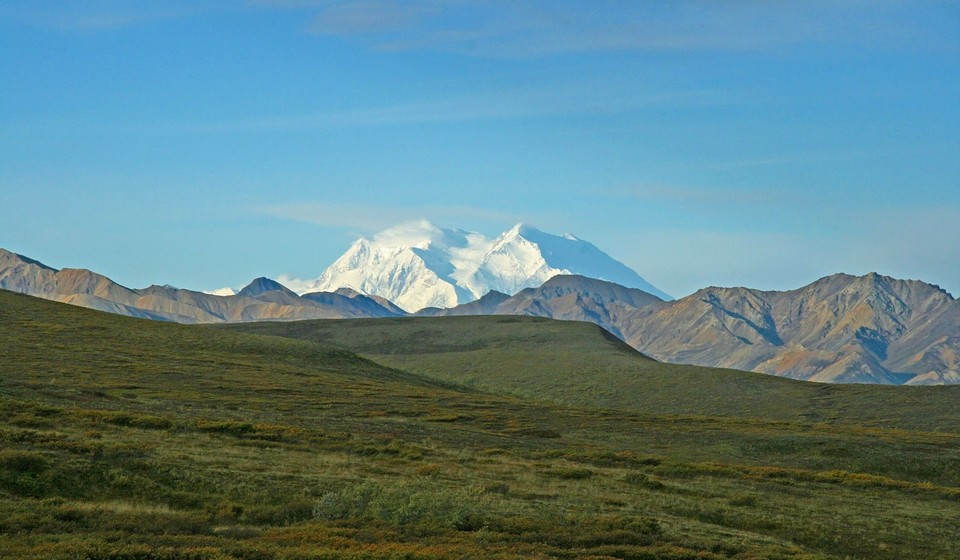 View of Mount Denali